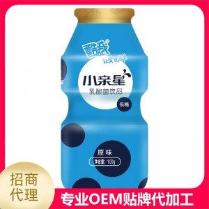 酷我小亲星乳酸菌饮品-原味贴牌OEM/ODM